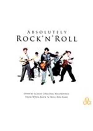 Various Artists - Absolutely Rock 'n' Roll (Music CD)
