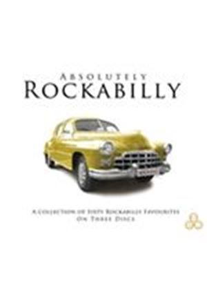 Various Artists - Absolutely Rockabilly (Music CD)
