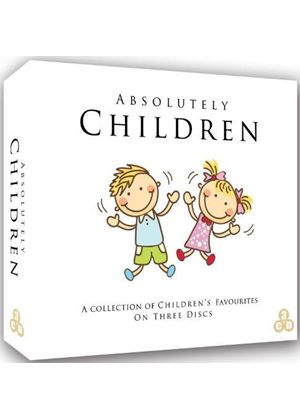 Various Artists - Absolutely Children (Music CD)