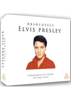Elvis Presley - Absolutely Elvis Presley (Music CD)