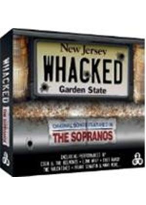 Various Artists - Whacked Original Songs Featured In The Sopranos (Music CD)