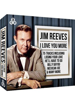 Jim Reeves - I Love You More (Music CD)
