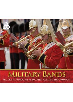 Various Artists - Military Bands (Music CD)