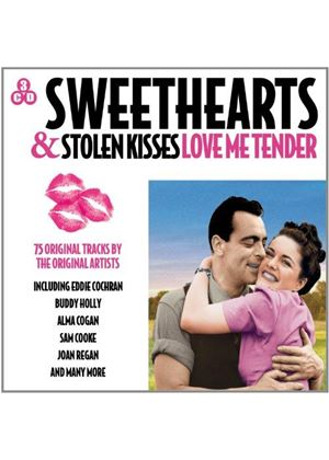 Various Artists - Sweethearts - Love Me Tender (Music CD)