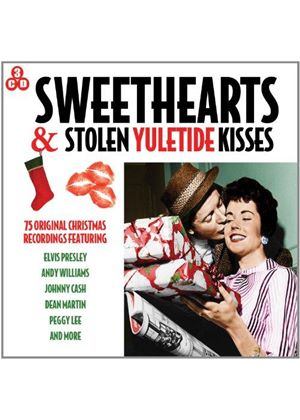 Various Artists - Sweethearts - Stolen Yuletide Kisses (Music CD)