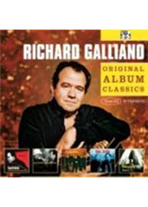 Richard Galliano - Richard Galliano (Music CD)