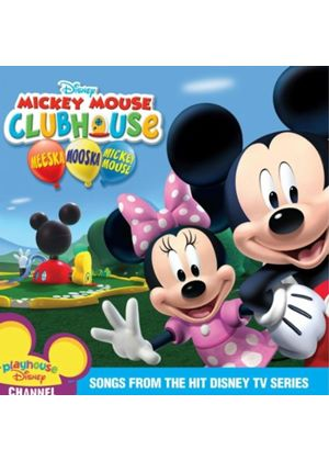 Various Artists - Mickey Mouse Clubhouse (Meeska Mooska Mickey Mouse) (Music CD)
