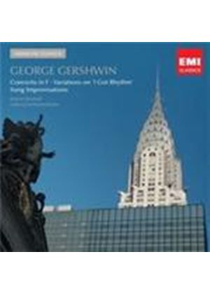 Gershwin: Concerto in F (Music CD)