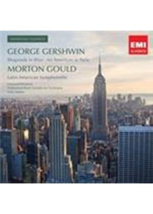 Gershwin: Rhapsody In Blue (Music CD)