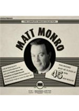 Matt Monro - Complete Singles Collection, The (Music CD)