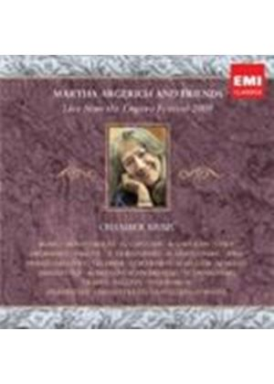 Martha Argerich - And Friends Live from the Lugano Festival 2009 (Music CD)