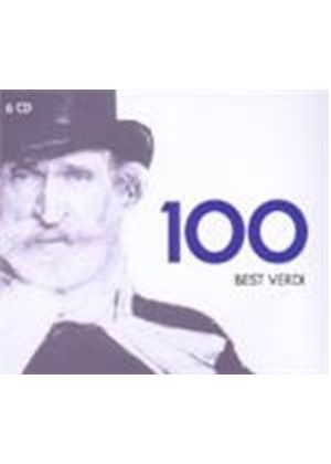 Verdi - 100 Best (Music CD)