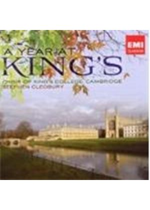 (A) Year at King\'s (Music CD)