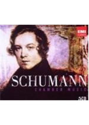 Schumann: Chamber Works (Music CD)
