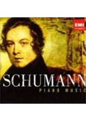 Schumann: Piano Works (Music CD)
