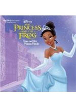 Various Artists - Tiana And Her Princess Friends (Princess And The Frog) (Music CD)