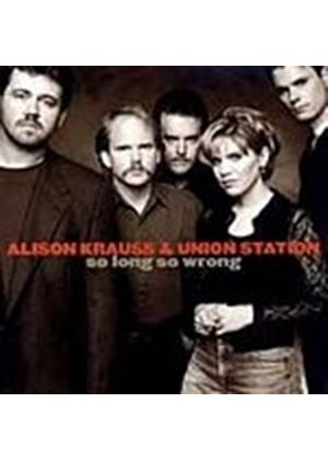 Alison Krauss And Union Station - So Long So Wrong (Music CD)