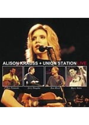 Alison Krauss And Union Station - Live (Music CD)