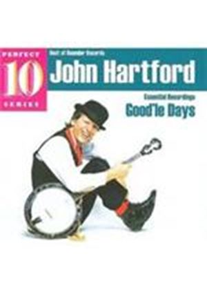 John Hartford - Good'le Days (Music CD)