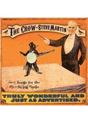 Steve Martin - The Crow (New Songs For The Five String Banjo) (Music CD)