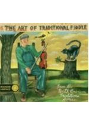 Various Artists - Art Of Traditional Fiddle [Digipak]