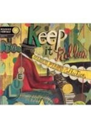 Various Artists - Keep It Rolling - Piano Blues [Digipak]