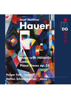 Josef Matthias Hauer: Music with Hölderlin (Music CD)