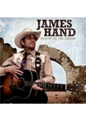 James Hand - Shadow On The Ground (Music CD)