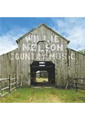 Willie Nelson - Country Music (Music CD)
