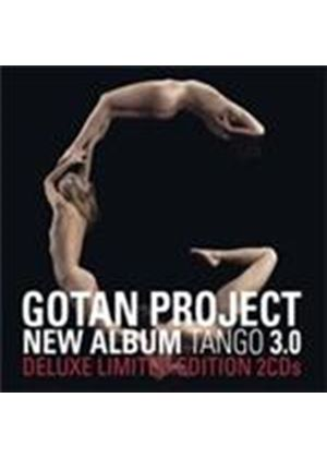 Gotan Project - Tango Vol.3 (Deluxe Edition/Remixes And Unreleased Tracks) (Music CD)
