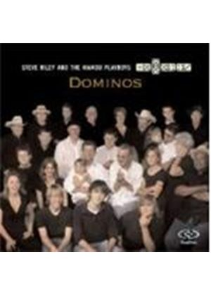 Steve Riley & The Mamou Playboys - Dominos [DualDisc]