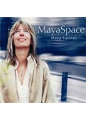 Maya Fiennes - Maya Space (Music CD)