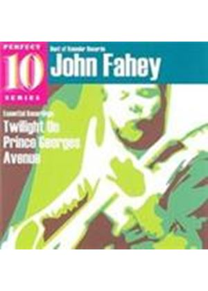 John Fahey - Twilight On Prince George's Avenue (Music CD)