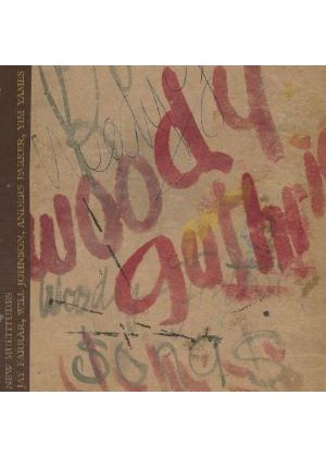 Various Artists - Woody Guthrie: New Multitudes (Jay Farrar, Will Johnson, Anders Parker, Yim Yames) (Music CD)