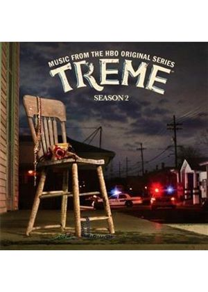 Soundtrack - Treme (Music From the HBO Original Series  Season Two/Original Soundtrack) (Music CD)