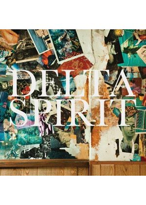 Delta Spirit - Delta Spirit (Music CD)