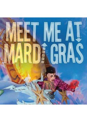 Various Artists - Meet Me At Mardi Gras (Music CD)