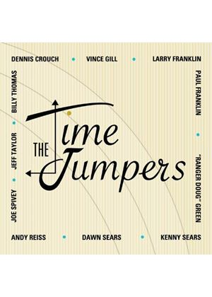 Time Jumpers (The) - Time Jumpers (Music CD)