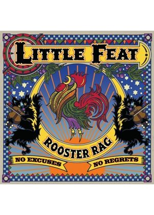 Little Feat - Rooster Rag (Music CD)