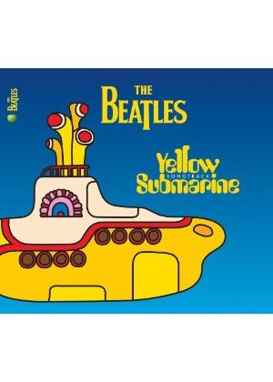 The Beatles - Yellow Submarine Songtrack (Original Soundtrack) (Music CD)