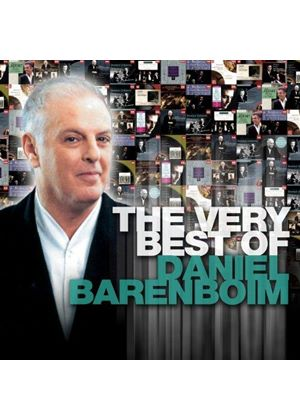 The Very Best of Daniel Barenboim (Music CD)