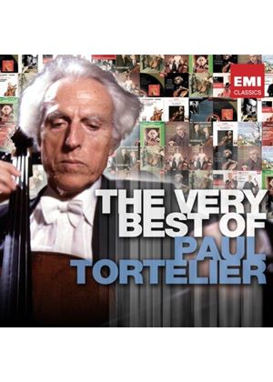 Very Best of Paul Tortelier (Music CD)