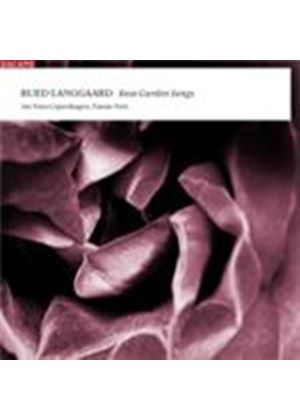 Langgaard: Rose Garden Songs (Music CD)