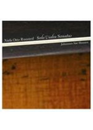 Raasted: Violin Sonatas (Music CD)