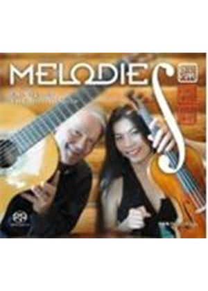 Melodies (Music CD)