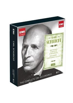 ICON Carl Schuricht (Music CD)