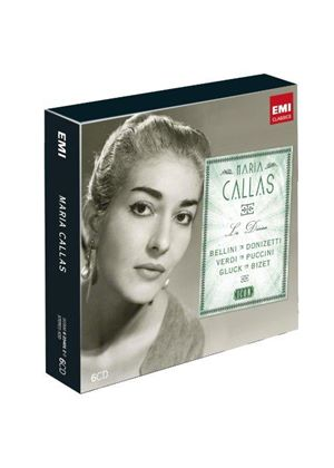ICON Maria Callas (Music CD)