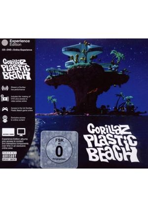 Gorillaz - Plastic Beach (Experience Edition) (Music CD)