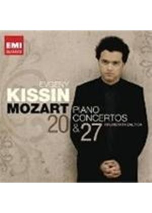 Mozart: Piano Concertos Nos 20 & 27 (Music CD)