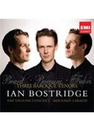 Ian Bostridge - Three Baroque Tenors (Music CD)
